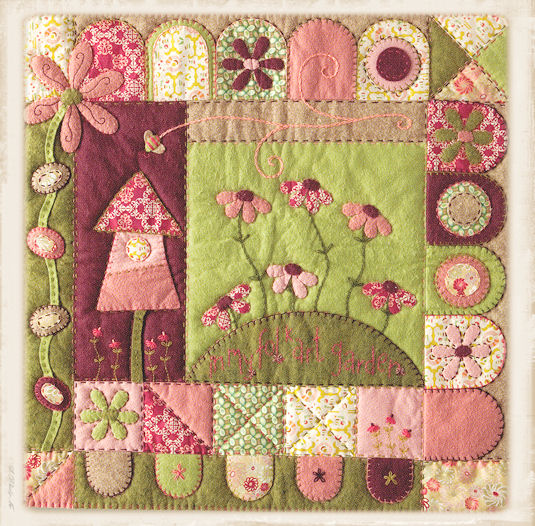 Folk Art Quilt Patterns My Patterns